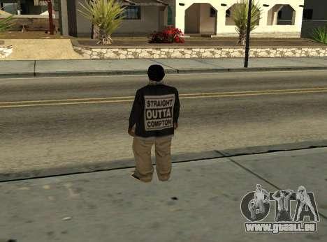 ballas3 [straight outta Compton] pour GTA San Andreas deuxième écran