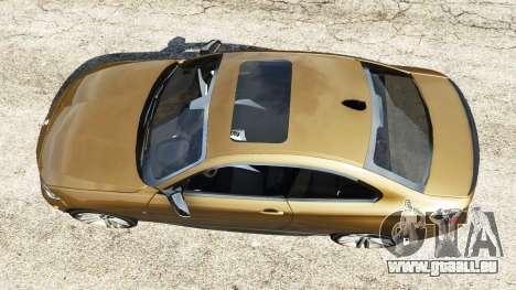 GTA 5 BMW M235i Coupe vue arrière