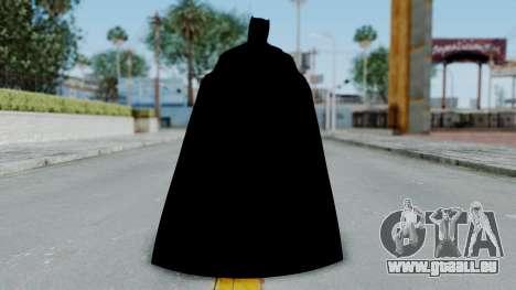 BvS Dawn of Justice - Batman pour GTA San Andreas troisième écran