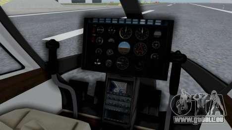 GTA 5 Super Volito für GTA San Andreas rechten Ansicht