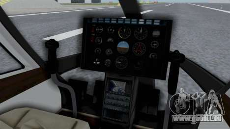GTA 5 Super Volito pour GTA San Andreas vue de droite