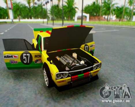 Nissan 2000GT-R [C10] Tunable für GTA San Andreas