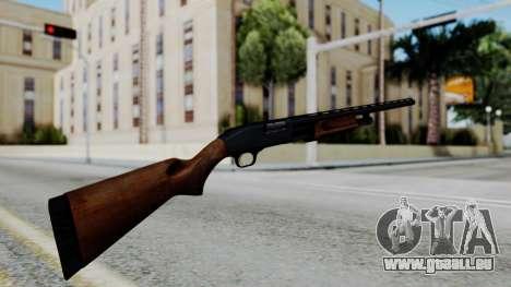 No More Room in Hell - Mossberg 500A pour GTA San Andreas deuxième écran
