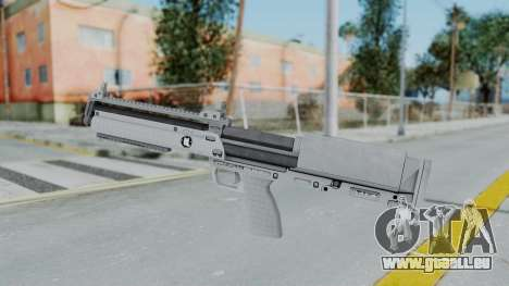 GTA 5 Bullpup Shotgun - Misterix 4 Weapons für GTA San Andreas zweiten Screenshot