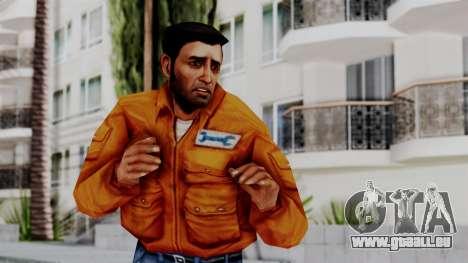 CS 1.6 Hostage 01 pour GTA San Andreas