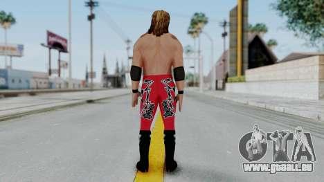 WWE Edge 1 pour GTA San Andreas troisième écran