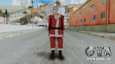 GTA Online DLC Festive Suprice 3 pour GTA San Andreas deuxième écran