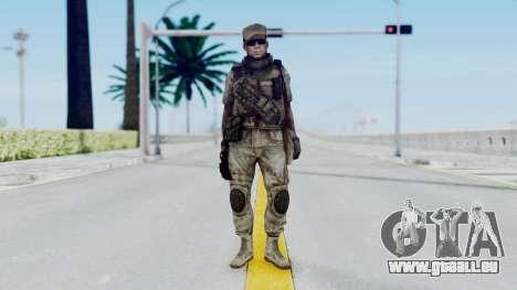 Crysis 2 US Soldier 4 Bodygroup B für GTA San Andreas zweiten Screenshot