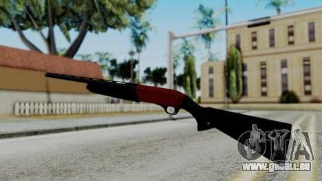 No More Room in Hell - Winchester Super X3 pour GTA San Andreas troisième écran