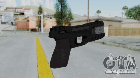GTA 5 Stun Gun - Misterix 4 Weapons für GTA San Andreas dritten Screenshot