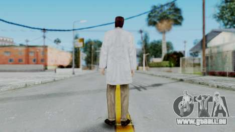 Gordon Freeman Scientist From HL Blue Shift für GTA San Andreas dritten Screenshot