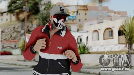 GTA Online DLC Executives and Other Criminals 4 pour GTA San Andreas