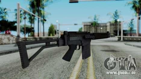 Arma 2 FN-FAL pour GTA San Andreas deuxième écran