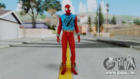 Scarlet Spider Ben Reilly für GTA San Andreas zweiten Screenshot