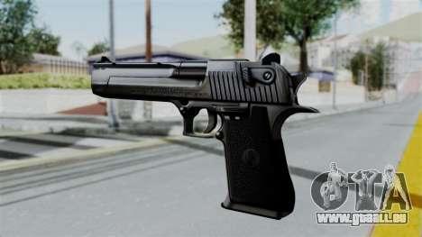 GTA 5 Desert Eagle für GTA San Andreas dritten Screenshot