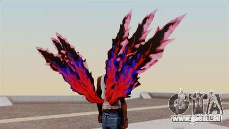 Ayatos Kagune pour GTA San Andreas troisième écran