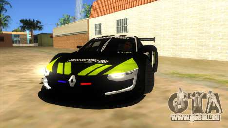 Renault Sport RS 01 INTERCEPTOR pour GTA San Andreas