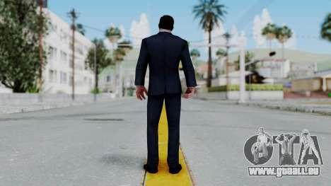 Marvel Future Fight Agent Coulson v1 pour GTA San Andreas troisième écran