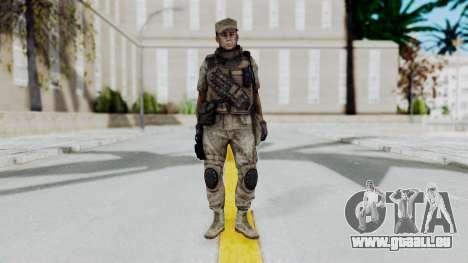 Crysis 2 US Soldier 5 Bodygroup B für GTA San Andreas zweiten Screenshot