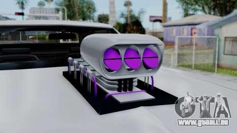 Ford Gran Torino Monster Truck pour GTA San Andreas vue de droite