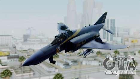 McDonnell Douglas RF-4B Blue Angels pour GTA San Andreas