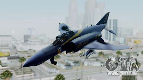 McDonnell Douglas RF-4B Blue Angels für GTA San Andreas