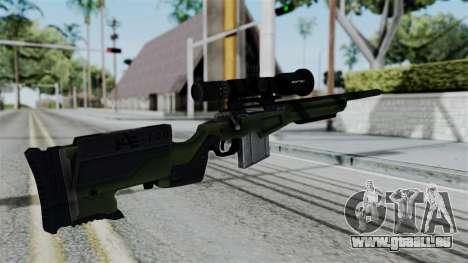 No More Room in Hell - JAE-700 pour GTA San Andreas deuxième écran