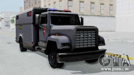 Indonesian Police BRIMOB Enforcer für GTA San Andreas