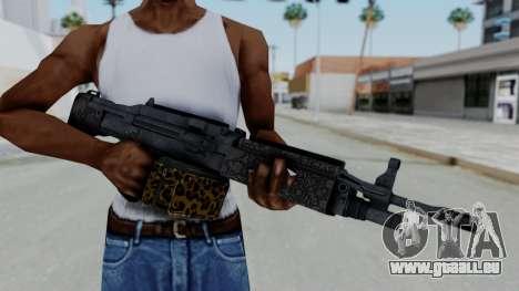 GTA 5 Online Lowriders DLC Combat MG pour GTA San Andreas troisième écran