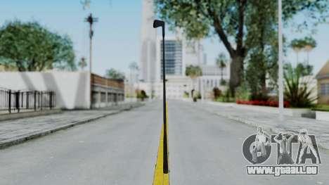 GTA 5 Golf Club pour GTA San Andreas deuxième écran