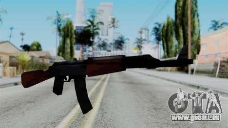 GTA 3 AK-47 für GTA San Andreas