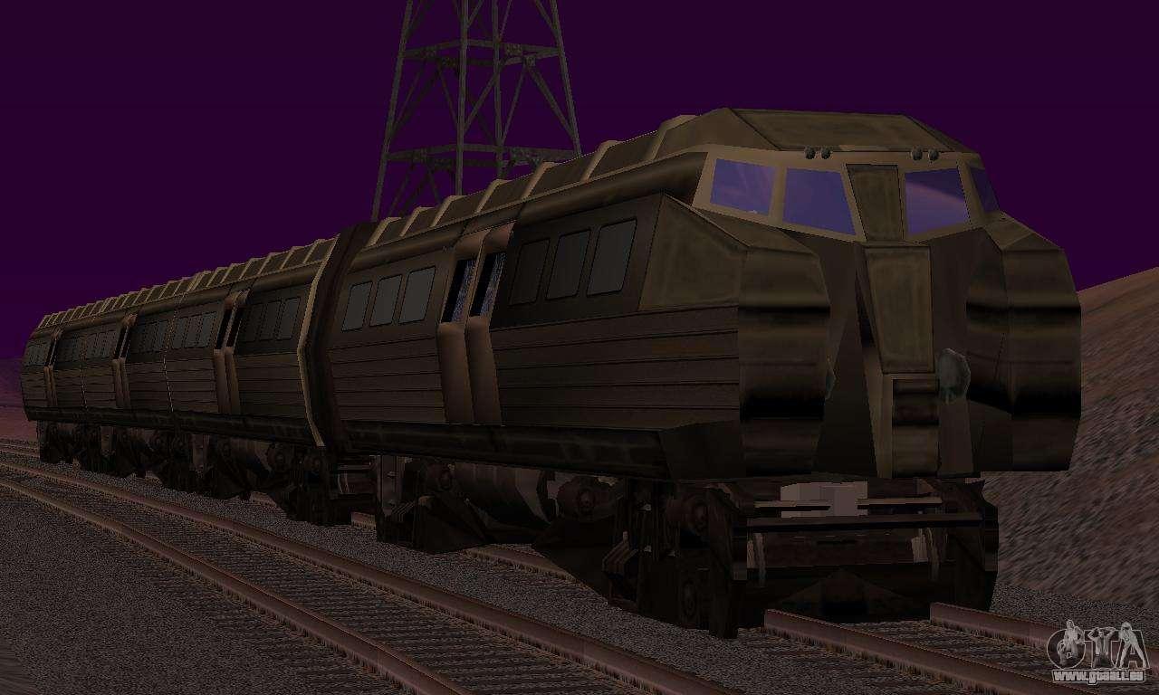 Batman begins monorail train v1 pour gta san andreas - Telecharger batman begins ...