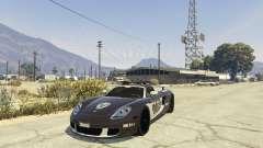 Porsche Carrera GT Cop