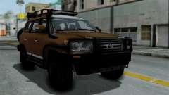 Toyota Land Cruiser 2013 Off-Road