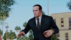 Marvel Future Fight Agent Coulson v1 für GTA San Andreas