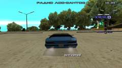 Drift Camera für GTA San Andreas