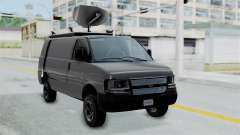 Vapid Speedo Newsvan pour GTA San Andreas