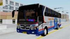 Laksana Legacy Hino AK8 Sugeng Livery pour GTA San Andreas