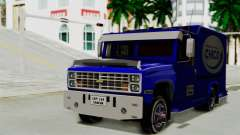 Chevrolet C30 Furgon Stylo Colombia pour GTA San Andreas