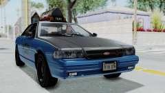 GTA 5 Vapid Stanier II Taxi IVF