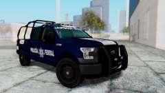 Ford F-150 2015 Policia Federal