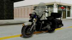Police Bike from RE ORC pour GTA San Andreas