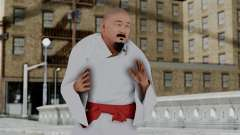WWE Mr Fuji
