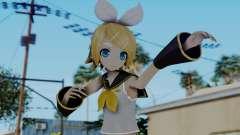 Project Diva F2 - Kagamine Rin (Costume 1)