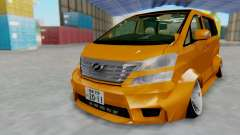 Toyota Vellfire S Class