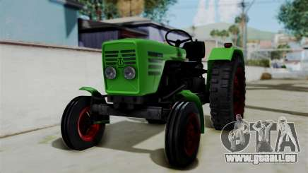 Torpedo Traktor für GTA San Andreas
