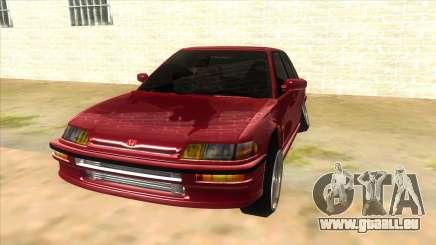 Honda Civic Ef Sedan pour GTA San Andreas