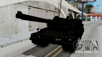 Point Blank Black Panther Woodland pour GTA San Andreas