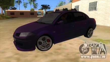 Renault MEGANE 2 für GTA San Andreas