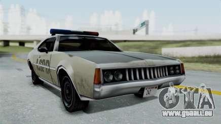 Police Clover für GTA San Andreas
